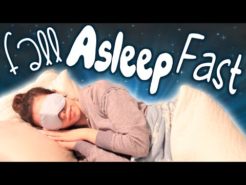 How To Fall Asleep FAST!