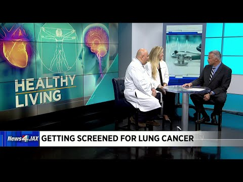 New technology that can detect lung cancer before you ever feel the symptoms