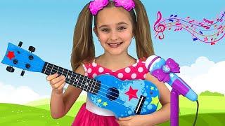 साशा और बच्चों के लिए शिक्षाप्रद गानों का संकलन