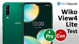 Wiko View 4 Lite | Test des neuen Einsteiger-Handys aus Frankreich.