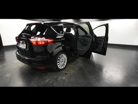 Ford C-MAX 2,0 TDCi 140 PowerShift Titanium 5-ov A, Tila-auto, Automaatti, Diesel, NIJ-368
