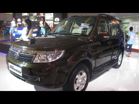 Tata Safari Storme Indonesia