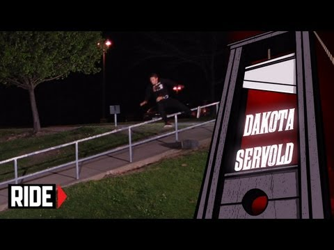 Rail Bail - Dakota Servold