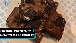 DIY Edibles For Quarantine