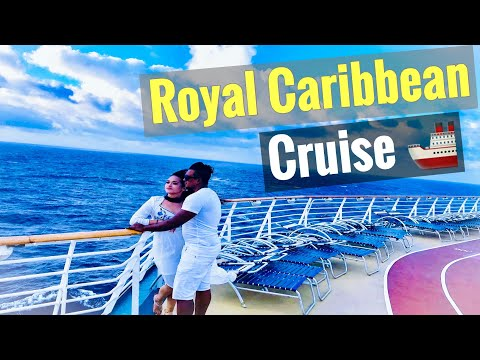 Royal Caribbean Explorer of the seas South Pacific Cruise 2018 March