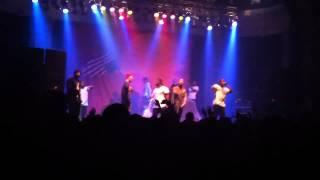 A$AP Mob - Gotham City (Live)
