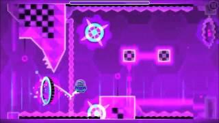 Geometry Dash - Laser Room (Easy Demon) - By TrueNature