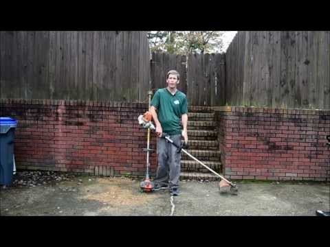 Stihl vs Husqvarna String Trimmer Review –  Best string trimmer for Lawn Business
