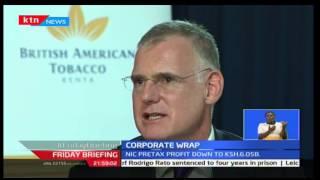 British American Tobacco announces 4.2 Billion shillings profit for 2016