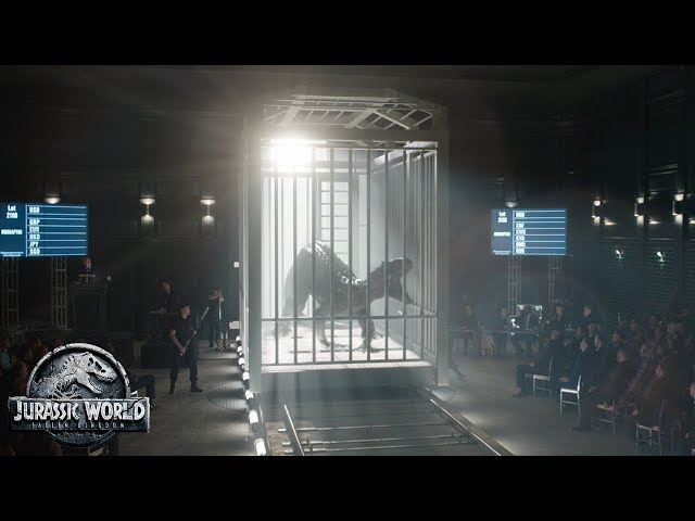 Jurassic World 2: New Weapon TV spot