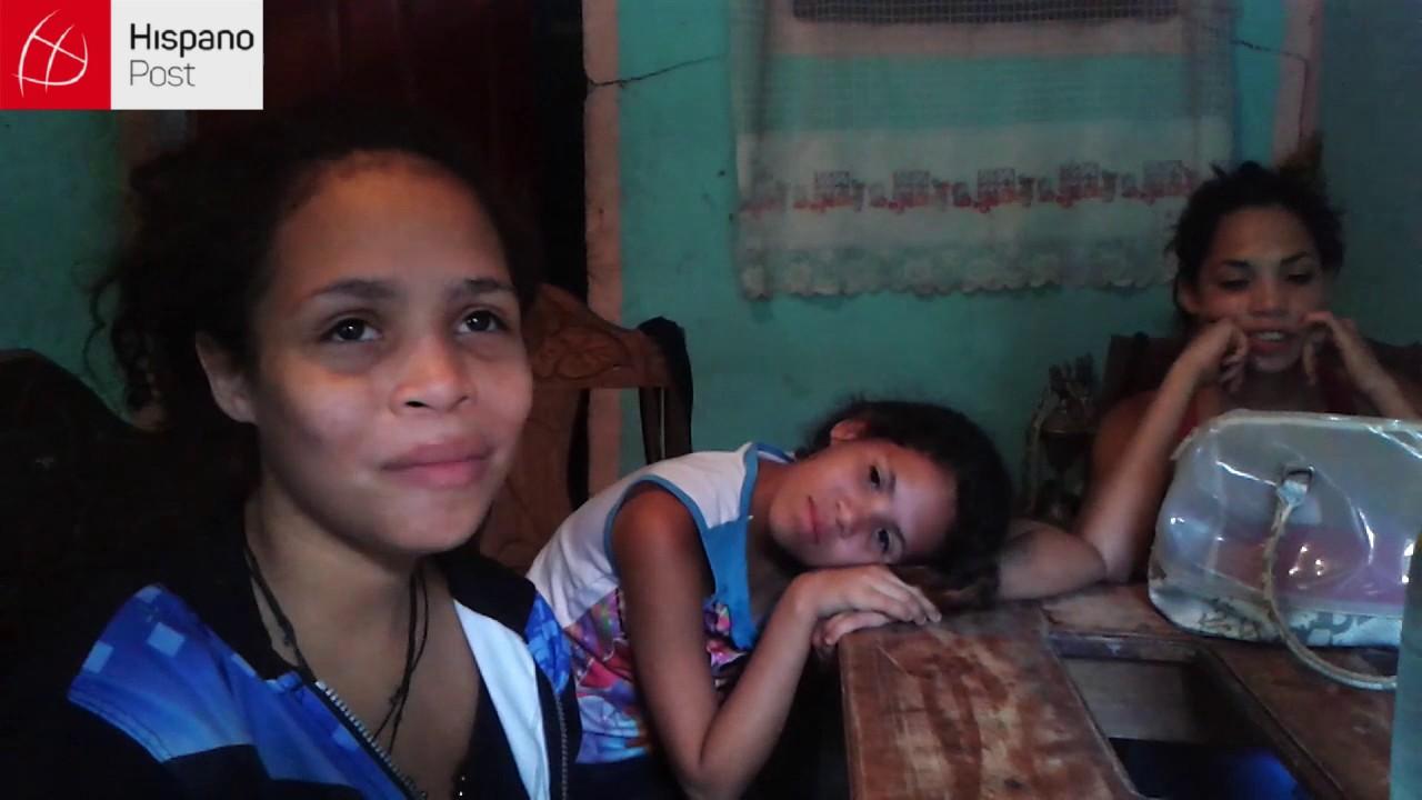 Madre venezolana relata el drama diario para alimentar a sus hijas