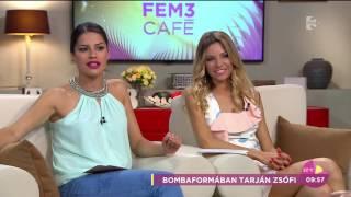 Tarján Zsófit Hosszú Katinka posztjai motiválják az edzésben! - tv2.hu/fem3cafe