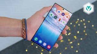 Đánh Giá Galaxy Note 10+: Ám Ảnh Vẻ Đẹp Hoàn Hảo