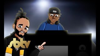 Sticky ft. Dan-I | It Doesn't Matter [Music Video]: SBTV