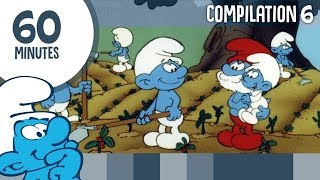 60 Minutes of Smurfs • Compilation 6 • The Smurfs
