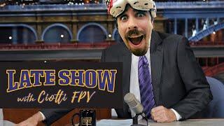 "The Late Show with CiottiFPV - More QAV-S Mini 4"" Work"