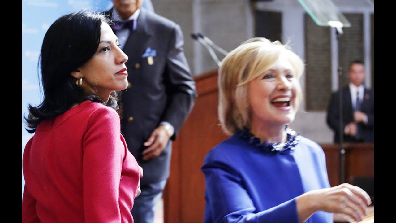 Donald Trump Attacks Hillary Clinton Aide For Being Muslim thumbnail