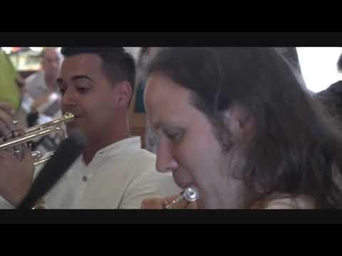 Trompeta, flauta, clarinet i cello