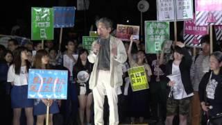 東京大学教授・九条の会事務局長<br />小森陽一さん