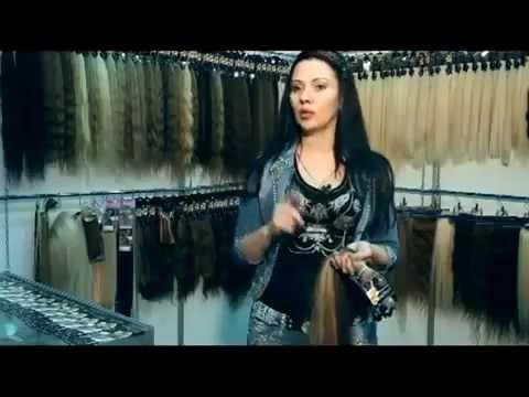 Продажа натуральных славянских волос