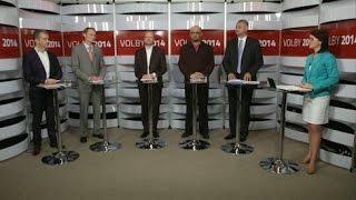 preview picture of video 'Volby 2014: Žďár n. S. - 2. část'