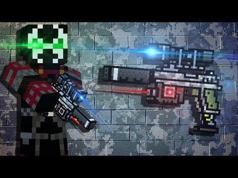 Pixel Gun 3D - Spec Ops Pistol [Gameplay]