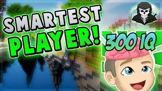 THE SMARTEST PLAYER IN HYPIXEL SKYWARS...