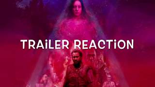 Trailer Reaction- Mandy (Nic Cage!!)