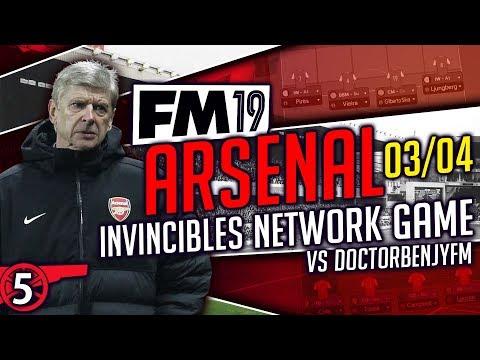 FM19 Network Game | Top vs Bottom #5 | Football Manager 2019 - 2003/04 Database