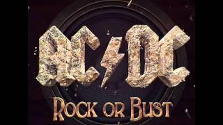 ACDC - Miss Adventure - Rock or Bust Lyrics
