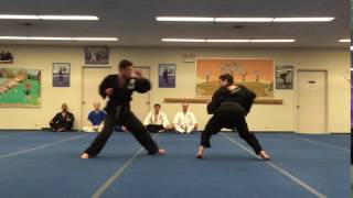 Learn Self Defense Skills from Master S.H. Yu Adult & Teen Martial Arts Program