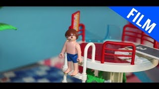 Playmobil Film Deutsch UNFALL IM AQUAPARK