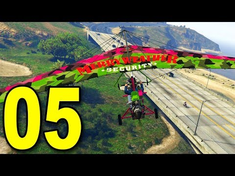 THE ULTRALIGHT GLIDER (GTA 5 Smugglers Run DLC)