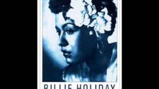 Georgia on my mind -- Billie Holiday