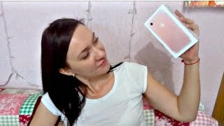 КУПИЛИ IPHONE 7