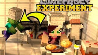 Minecraft: EXPERIMENT GONE WRONG!!! - TRAYAURUS