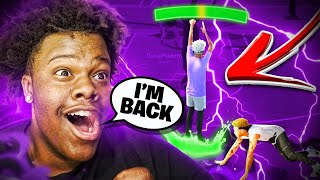 IM BACK! iCarryMuch RETURNS AS THE GREATEST GUARD ON NBA2k21!😱 GLITCHY GREENS FROM DEEP!🤑
