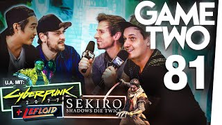 Gamescom-Highlights: Cyberpunk 2077, Sekiro, Dying Light 2, DMC 5, Metro Exodus | Game Two #81