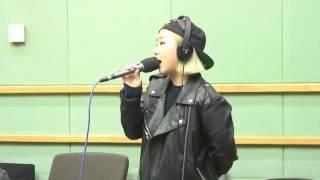 131127 유성은 I Will Always Love You @KBS FM(Radio Live)