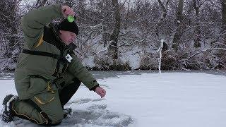 Ловля окуня зимой на алтае