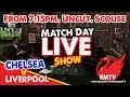 Chelsea v Liverpool: Matchday LIVE Show.