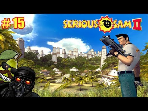 /CZ - Coop\ Serious Sam 2 Part 15 - ''Hunger Games'' aréna