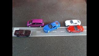 Параллельная парковка новый способ. Очень просто