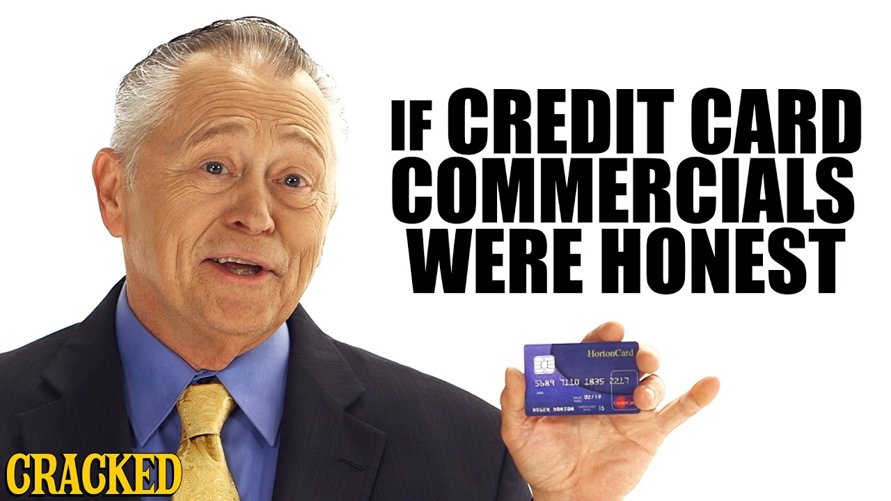 Why Credit Cards Are A Fraud - Honest Advertisements thumbnail