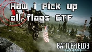 """Battlefield 3: How you should play """"Capture the Flag"""" HD"""