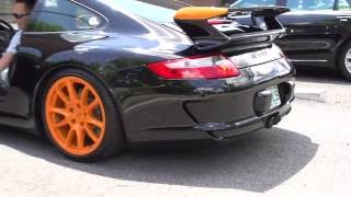 GT3 Exhaust Swap - Sounds the same... by Super Speeders