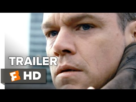 Jason Bourne -  Trailer #1