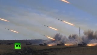 Video: Russia test-launches missiles during planned military drills - Video Youtube