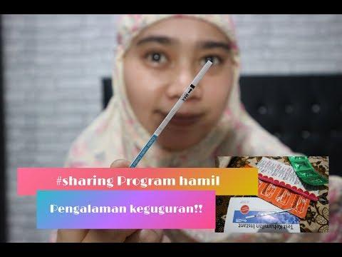 Sharing Program Hamil (PROMIL) & Pengalaman Keguguran #PART1