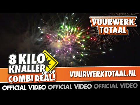 8 KILO KNALLER V1.0 - combi deals vuurwerk - Vuurwerktotaal [OFFICIAL VIDEO]